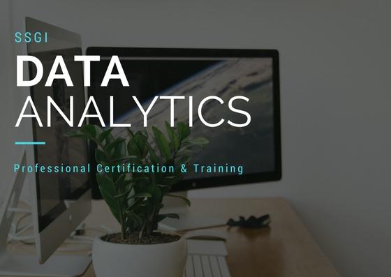 Data Analytics Certification & Training Online   SSGI