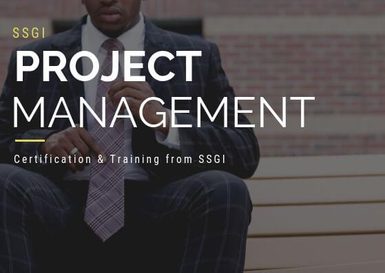 Project Management Certification & Training Online | SSGI